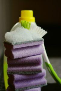 reinigungskraft und putzfrau für ihren haushalt