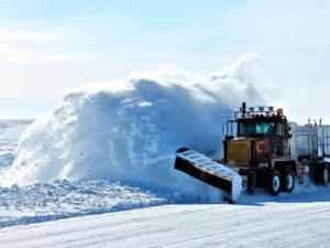Winterdienst und Schneeräumen in Eichenau bei München