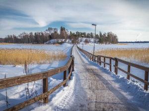 Winterdienst und Schneeräumen in Wilhelmsburg