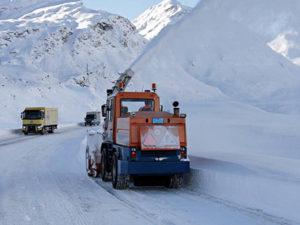 Winterdienst und Schneeräumen in Weiskirchen, Saar