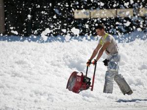 Winterdienst und Schneeräumen in Westerrönfeld