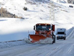 Winterdienst und Schneeräumen in Chemnitz